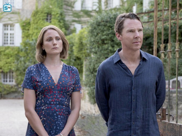 Patrick Melrose (série adaptée des romans d'Edward St Aubyn) avec Benedict Cumberbatch (2018) Dtaiye11