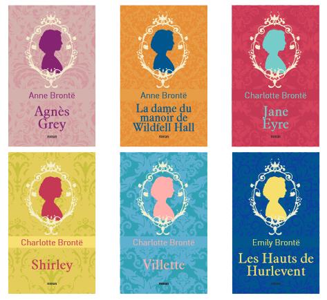 De nouvelles couvertures pour les romans des soeurs Brontë chez Archipoche Sans_t12