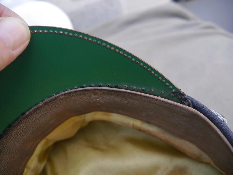 casquette d'officier luft P1170815