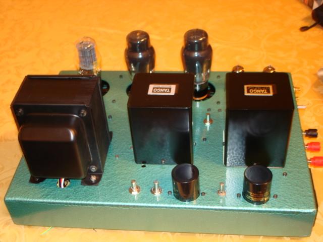 Finali a valvole poca potenza (vintage e non) - Pagina 3 Dsc00913