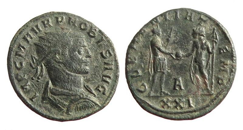 Ma collection de monnaies de PROBVS - Acte II - Page 19 Probus10