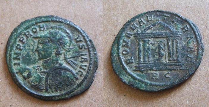 Ma collection de monnaies de PROBVS - Acte II - Page 19 Probus12