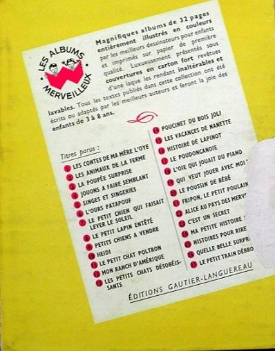 Les Albums Merveilleux - Page 3 11454610