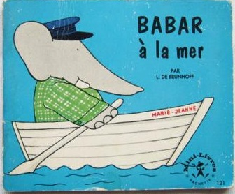 Mini-Livres Hachette Babar_11