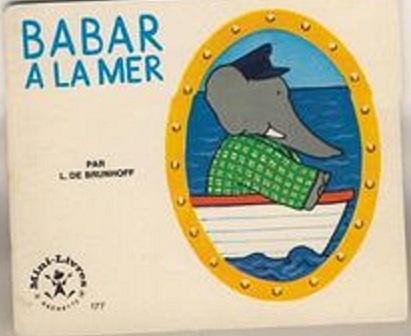 Mini-Livres Hachette Babar_12