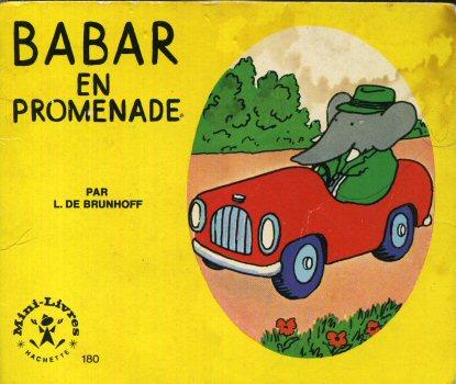 Mini-Livres Hachette Babar_14