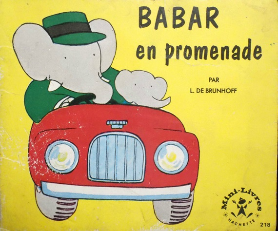 Mini-Livres Hachette Babar_15