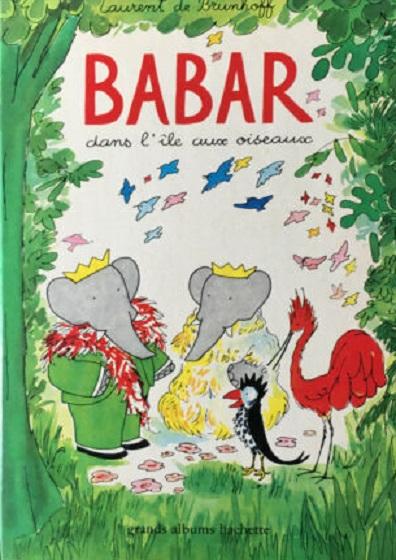 Les Grands Albums Hachette Babar_17