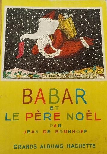 Les Grands Albums Hachette Babar_22