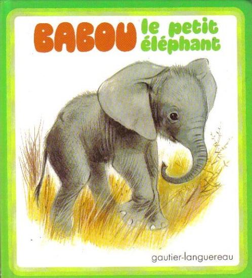 Collection Premiers Livres-Je les lis tout seul Babou_10
