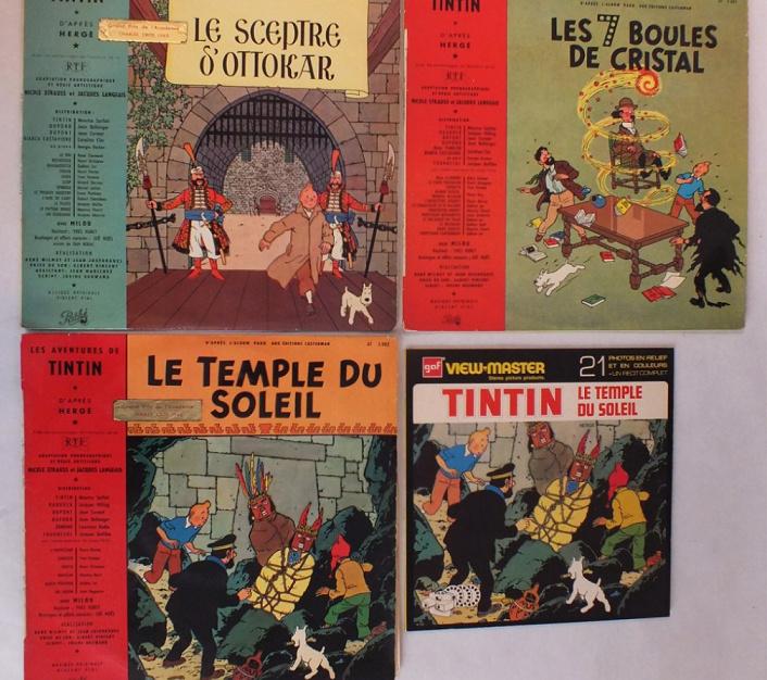 tintin - Pour les fans de Tintin - Page 16 Canvas10