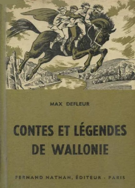 Nathan : la collection Contes et légendes - Page 2 Contes52