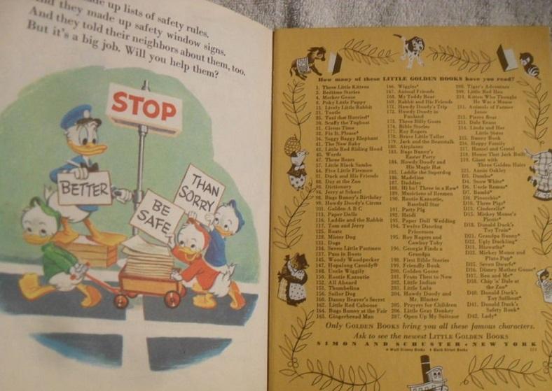 Un Petit Livre d'Argent Donald12
