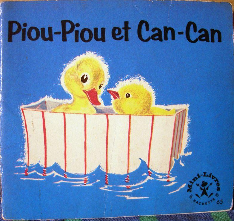 Mini-Livres Hachette Piou-p10