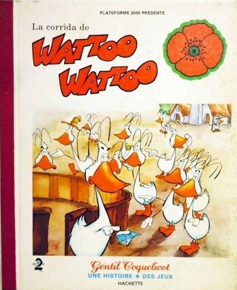 Collection Gentil Coquelicot Watto-10