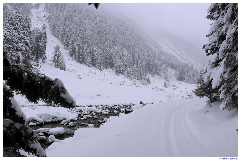 Une semaine à la Neige dans les Htes Pyrénées - Page 6 Dsc01467