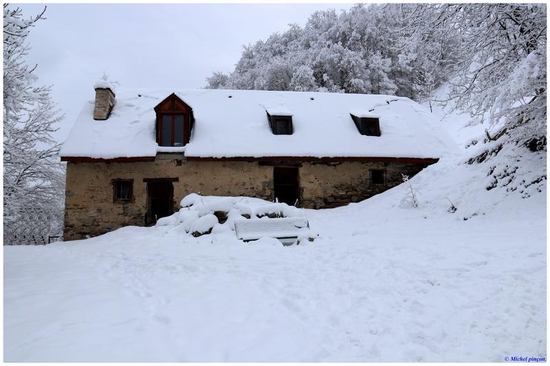 Une semaine à la Neige dans les Htes Pyrénées - Page 6 Dsc01484