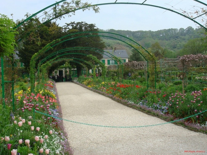 """GIVERNY"" chez Claude MONET Dsc03110"