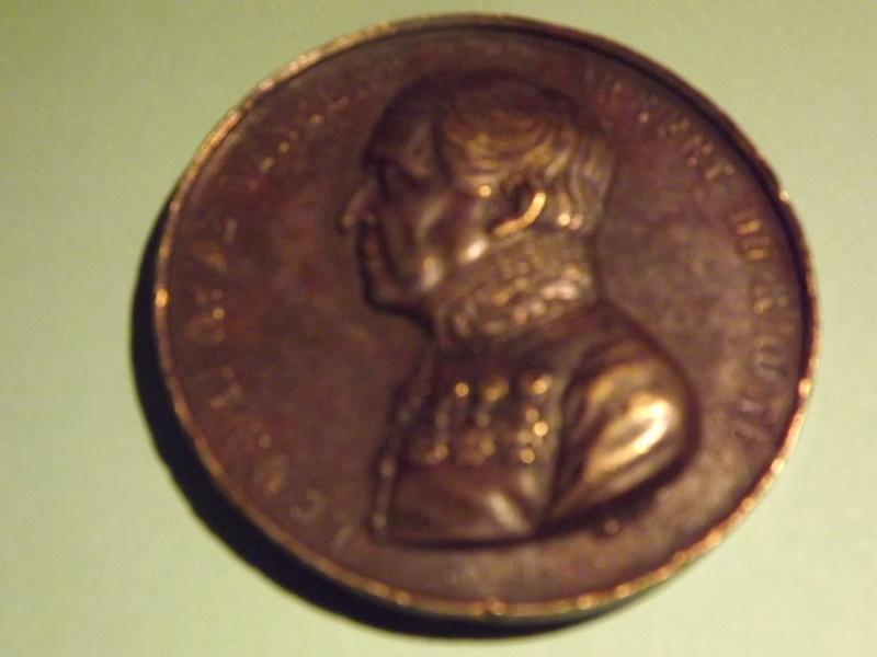 Médaille à identifier (2 décembre 1851) Dscf5711