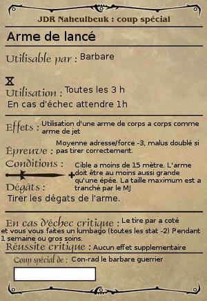 Con-Rad,  le barbare guerrier Arme_d10