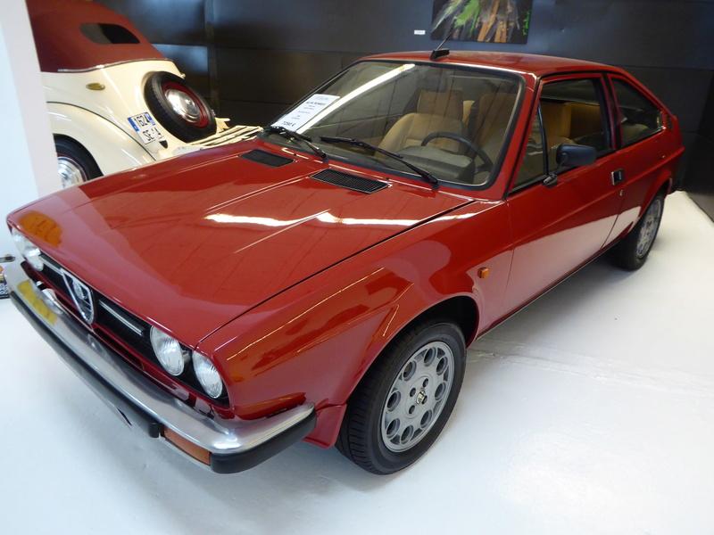 Alfasud Sprint 100% restaurée à vendre !  P1040911