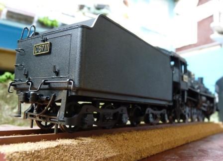 Locomotive C 57 de la JNR  Img_410