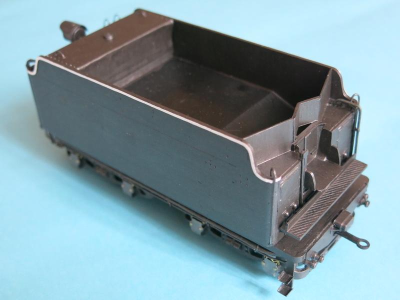 Locomotive C 57 de la JNR  - Page 2 Img_7827