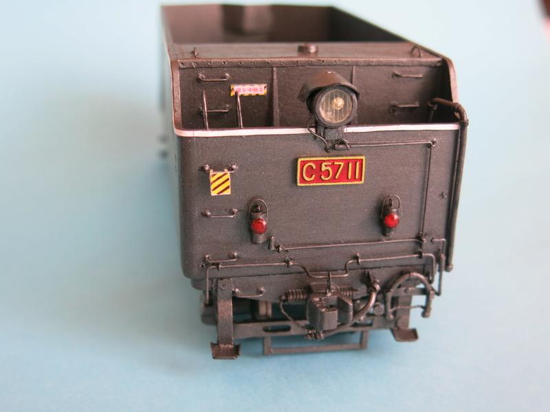 Locomotive C 57 de la JNR  - Page 2 Img_7828