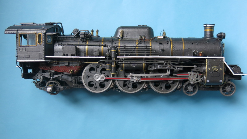 Locomotive C 57 de la JNR  Img_8311