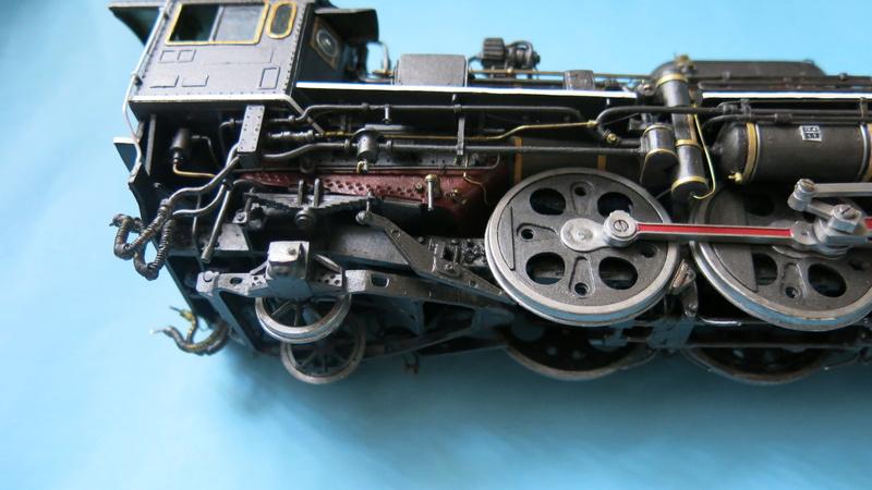 Locomotive C 57 de la JNR  Img_8312