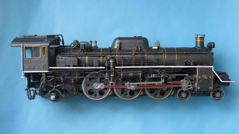 Locomotive C 57 de la JNR  Img_8313