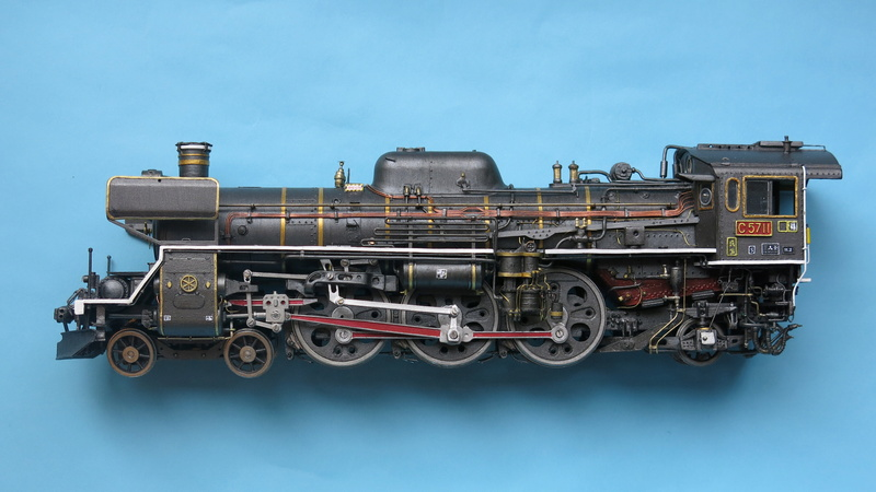 Locomotive C 57 de la JNR  Img_8317