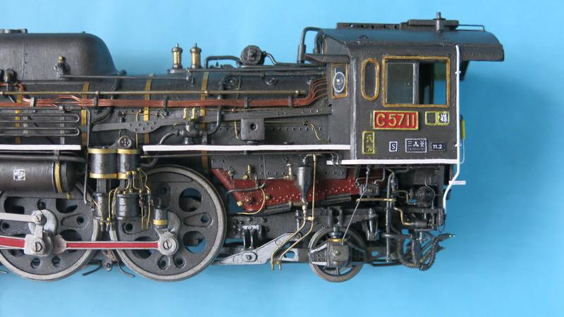 Locomotive C 57 de la JNR  Img_8318