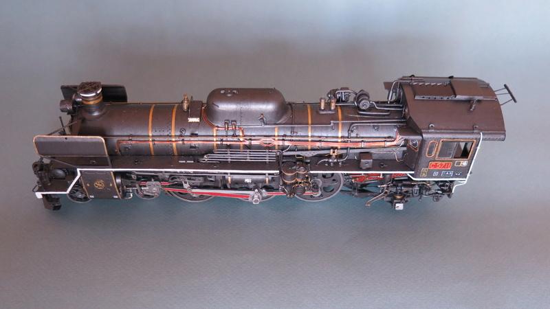 Locomotive C 57 de la JNR  Img_8322