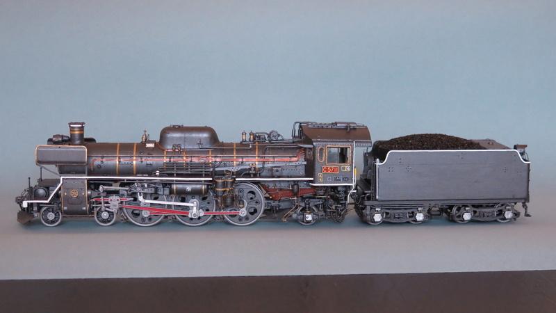 Locomotive C 57 de la JNR  - Page 2 Img_8325