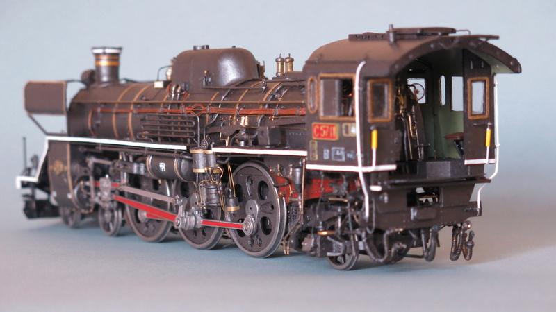 Locomotive C 57 de la JNR Img_8329