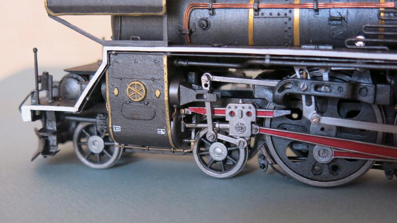 Locomotive C 57 de la JNR  Img_8411