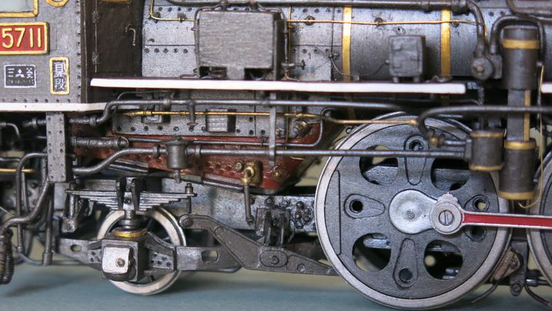 Locomotive C 57 de la JNR  Img_8421
