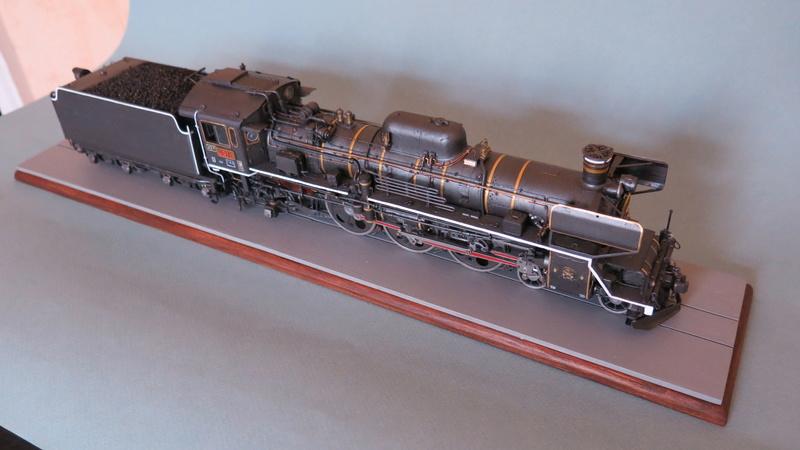 Locomotive C 57 de la JNR  - Page 2 Img_8429