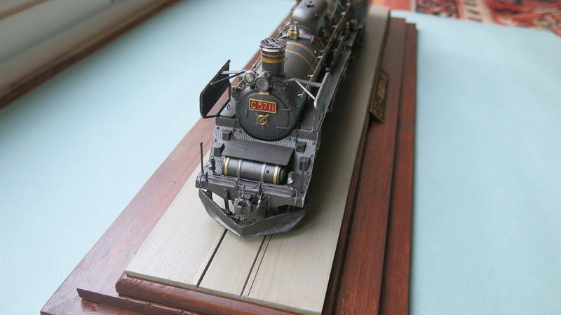 Locomotive C 57 de la JNR  - Page 2 Img_8437