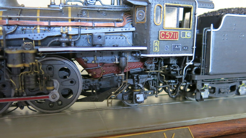 Locomotive C 57 de la JNR  - Page 2 Img_8440