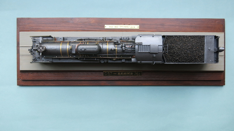 Locomotive C 57 de la JNR  - Page 2 Img_8441