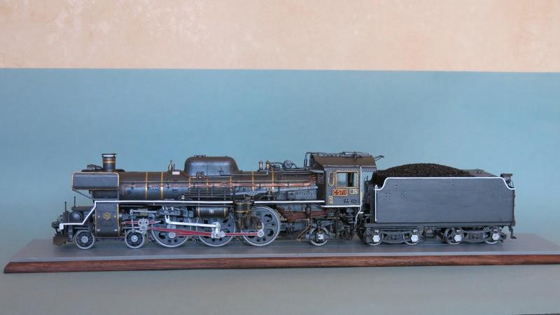 Locomotive C 57 de la JNR Img_8442