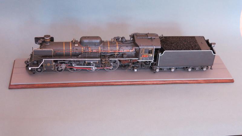 Locomotive C 57 de la JNR Img_8443