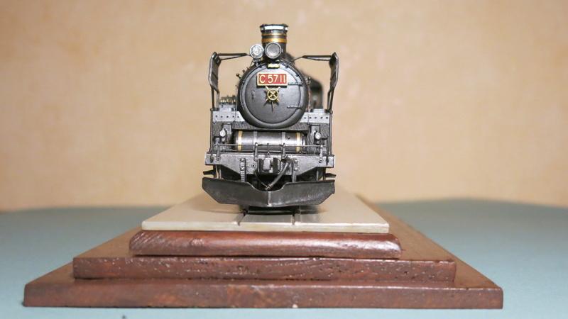Locomotive C 57 de la JNR Img_8444