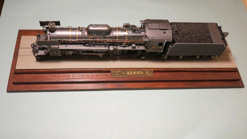Locomotive C 57 de la JNR Img_8445