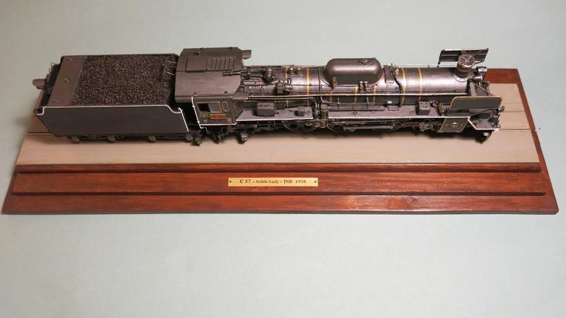 Locomotive C 57 de la JNR Img_8446