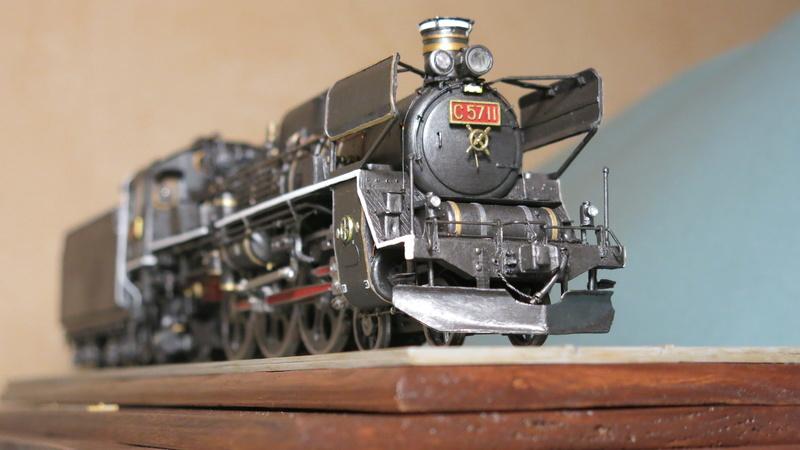 Locomotive C 57 de la JNR Img_8449