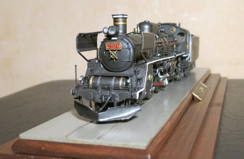 Locomotive C 57 de la JNR Img_8450