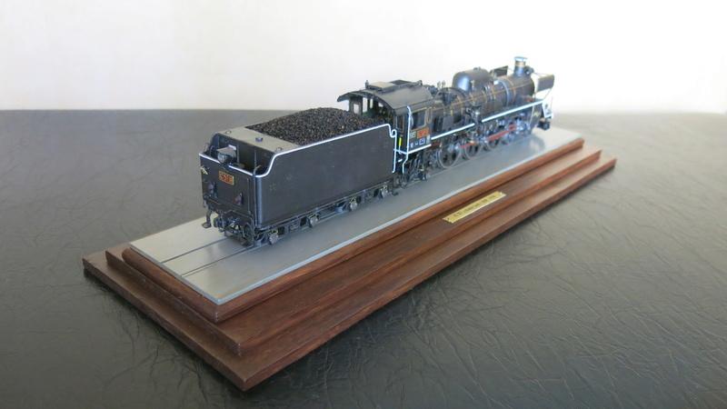 Locomotive C 57 de la JNR Img_8453